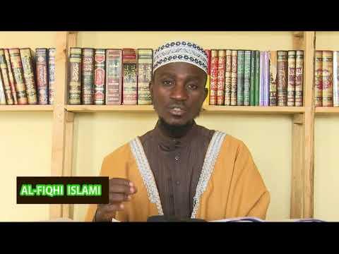 Sheikh Zaid Abdurrashid Bunaya Malawi - Fiqh-ul Islam