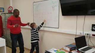 Курсы английского языка для детей от 4 лет