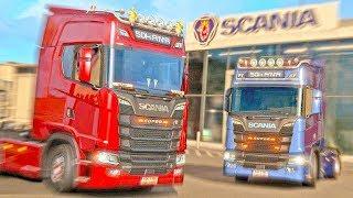 Euro Truck Simulator 2 - Atualização 1.30 Beta - Caminhão Scania R-2017 Novo!