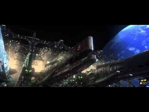 Космический пират капитан Харлок — трейлер №3