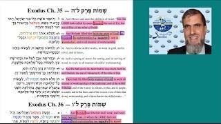 Exodus 36-38: Bezalel