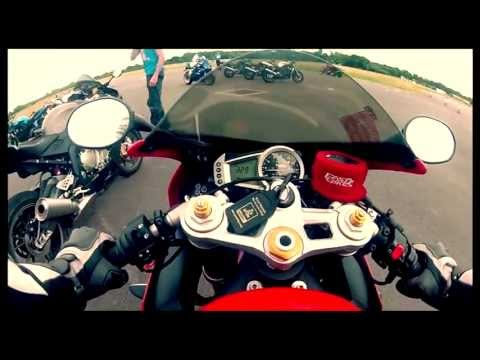 Learn To Wheelie Triumph Daytona