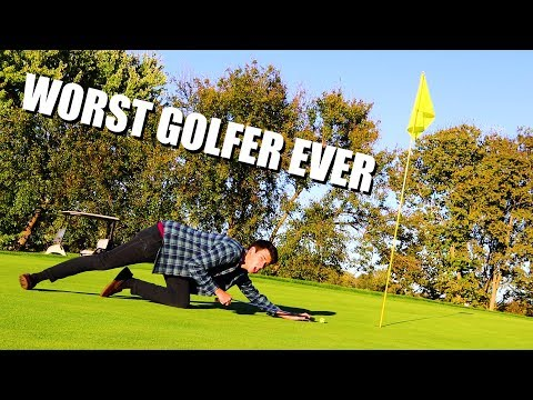 ULTIMATE GOLF FACE OFF!