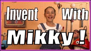 Invent with Mikky Channel Trailer Promotion