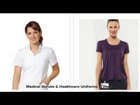 Medical Scrubs & Healthcare Uniforms In Perth