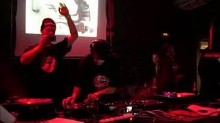 MOKUM IN PRAGUE - 2. 3. 2012 - DJ TELLURIAN aka LEVIATHAN