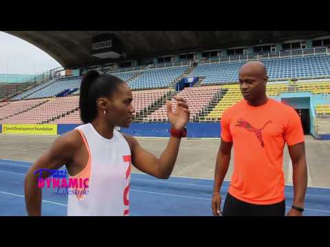Dynamic Lifestyle Speed Training with Asafa Powell