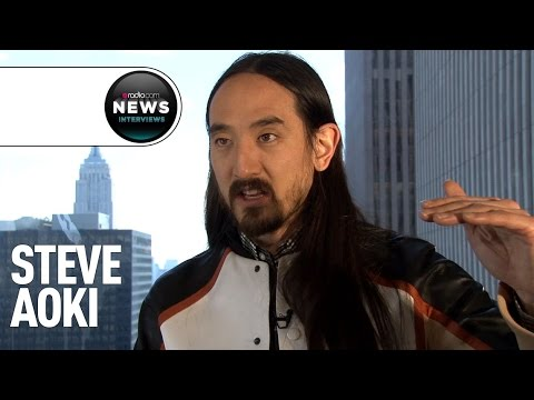 From Punk to Superstar DJ: Steve Aoki on His Career Path