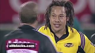 Rugby Referees GREATEST interactions...EVER!