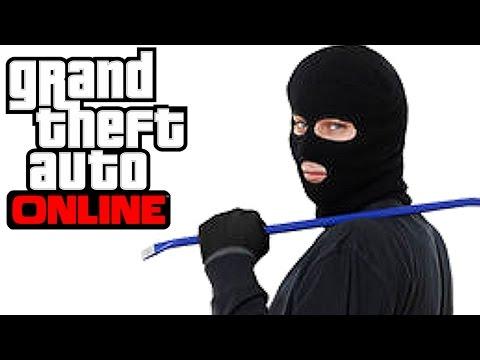 GTA V Online [#70] - WJAZD NA BANK! [With: Paveł, Plaga, Admiros] /Zagrajmy w