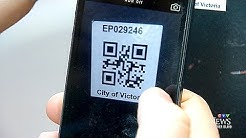 Victoria turns to QR code stickers to track 'city assets'