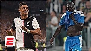 Kalidou Koulibaly has a 'malfunction' as he gifts Juventus extraordinary win vs. Napoli | Serie A