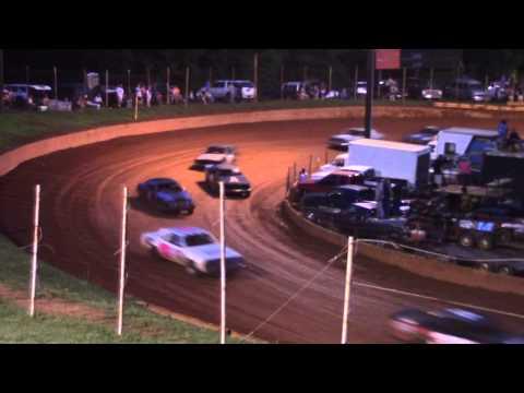 Winder Barrow Speedway Stock Eights Feature Race 7/4/15