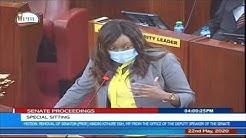 Kihika opposes motion to oust Kindiki