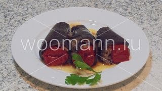 Вкусные баклажаны рецепт турецкой кухни