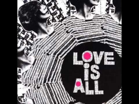 Love Is All- Felt Tip