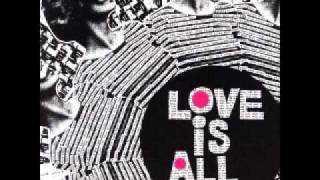 Love Is All- Felt Tip