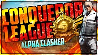 PUBG Mobile INDIA : RANK PUSH TO CONQUEROR LEAGUE (ROAD TO TOP 100 ASIAN SERVER) || M2499 OP BOII!