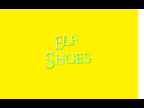How to make Elf shoes!!