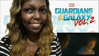 GUARDIANS OF THE GALAXY 2 Official Trailer #3 Teaser Reaction.