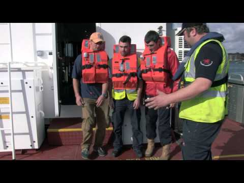 CORPORATE - Vessel Safety Briefing