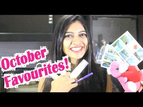 October favourites (Beauty + Others) | Lady Raga Winner | superwowstyle