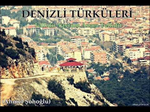 Ahmet Şohoğlu - Tellidir Yavrum Anam Tellidir