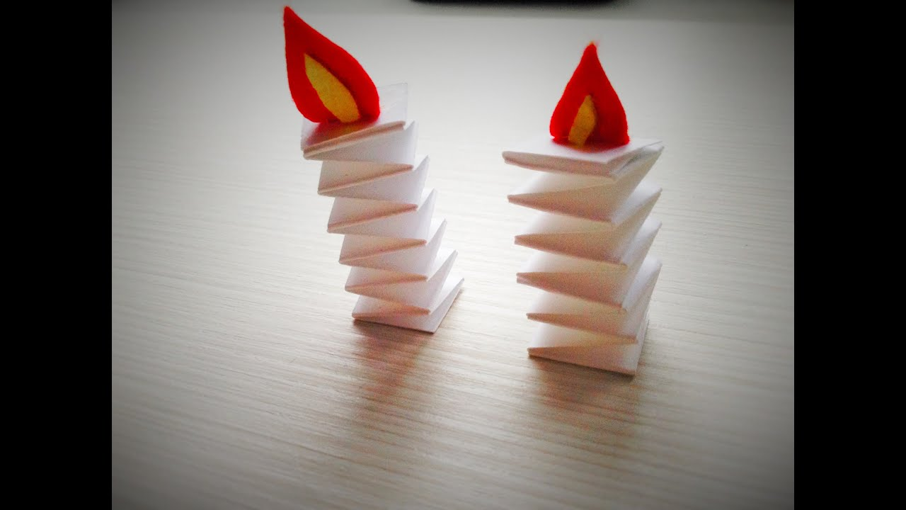 Поделки своими руками из свечи 89