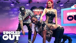Will This Guy's Crazy Push-Up Skills Woo His Boo?? 🏋🏻♂️ | Singled Out | MTV