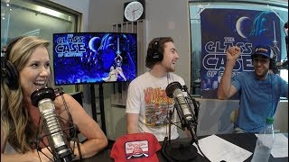 Podcast: Ryan Blaney And Chase Elliott Ponder Racing A T-Rex