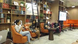 Technopreneurship Panel - Women Who Code Singapore