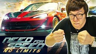 【暴走】音速の男ヒカキンのカーチェイスを見よ!Need For Speed No Limits