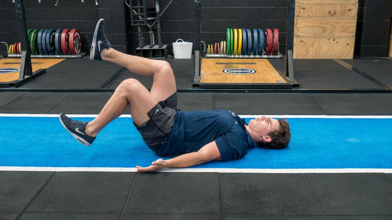 back activation exercise
