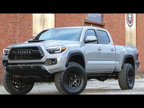 TOYOTA TACOMA 2013 & 2007 King & Fox with Camburg & 88 AAL Setups