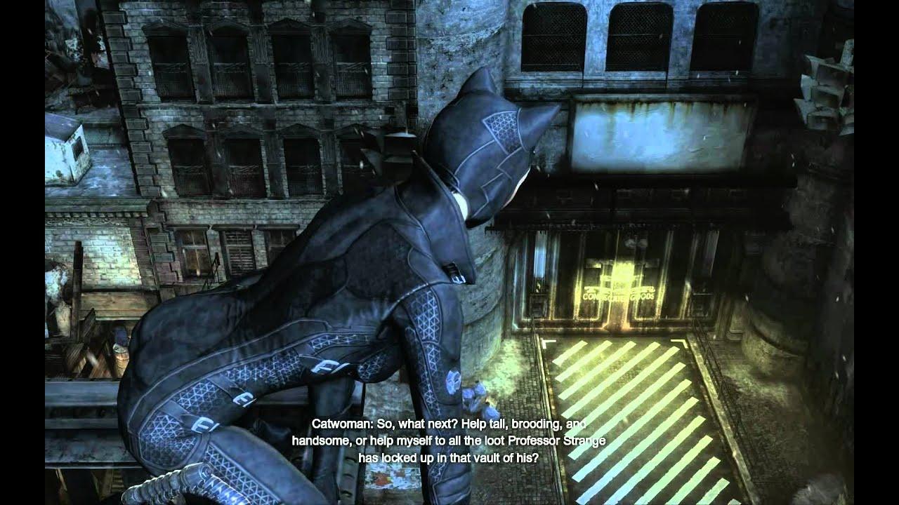 Batman Arkham City Walkthrough Part 6 - YouTube