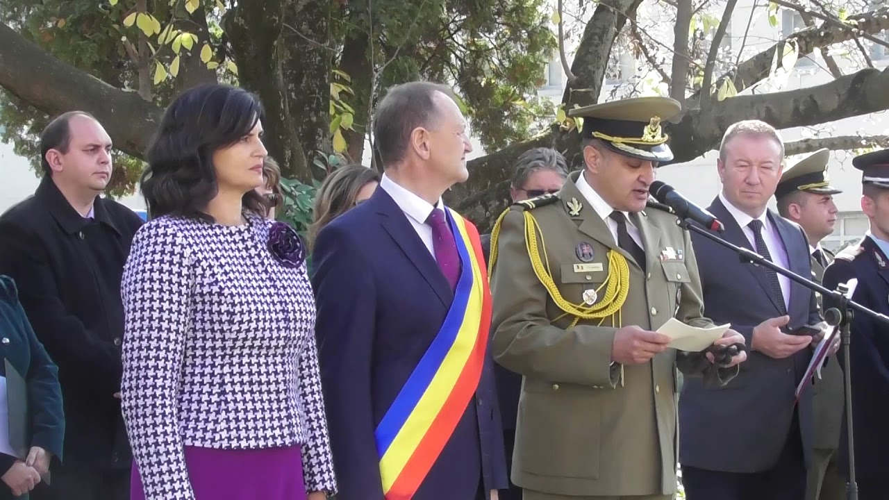 Ziua Armatei, la Turda (25.10.2019)