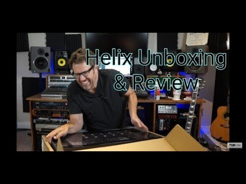 Line 6 Helix LT Unboxing And Review