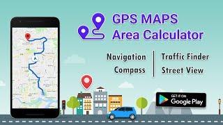 GPS, Maps, Navigations - Area Calculator screenshot 2