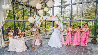 Cinematic Wedding Highlights 2018   Sabina & Karthik - By JeevaStudio