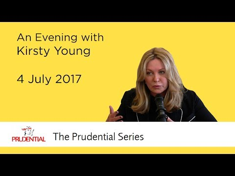 An Evening with Kirsty Young