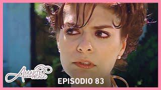 Amarte es mi pecado: Cristina acusa a Leonora de ser amante de Leonardo | Escena C-83 | tlnovelas