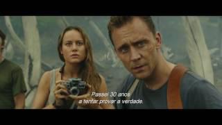 Kong: A Ilha da Caveira | Trailer Portugal
