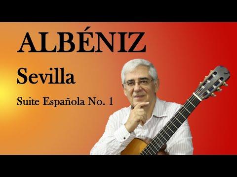 Sevilla (from Suite Española No. 1, Op. 47) (Albéniz)