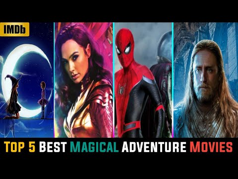 Top 5 Magical World Movies In [Hindi Urdu] By Top Filmy Boy
