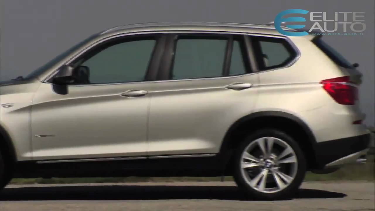 essai bmw x3 excellis xdrive 35i 306ch youtube. Black Bedroom Furniture Sets. Home Design Ideas