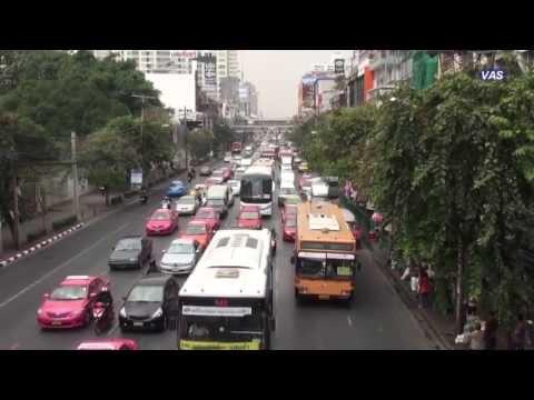 Bangkok, Tailandia. La ciudad en 3 minutos