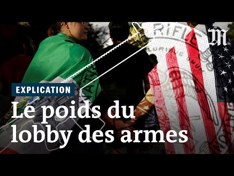 NRA : pourquoi le lobby des armes est devenu si puissant aux Etats-Unis