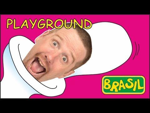 Playground para Crianças | Casa Nova para Steve | Steve and Maggie Brasil