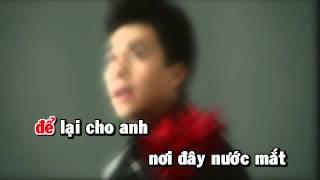 The Men - Chưa Bao Giờ Anh Hết Yêu Em (Official Karaoke)