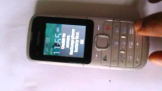 how to hard reset nokia C1 in 5 seconds.